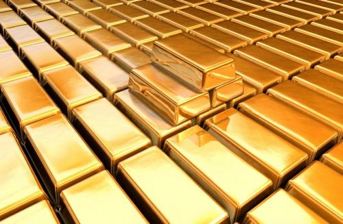 Expertise de lingots d'or
